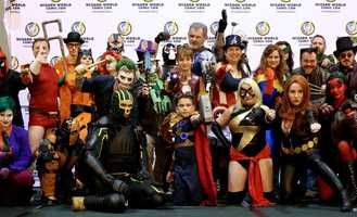The Wizard World New Orleans Comic Con was back for 2015, bringing together fans of pop culture, science fiction and fantasy to the Crescent City. Here are some photos of the cosplay, panels and collectibles from this year's event.