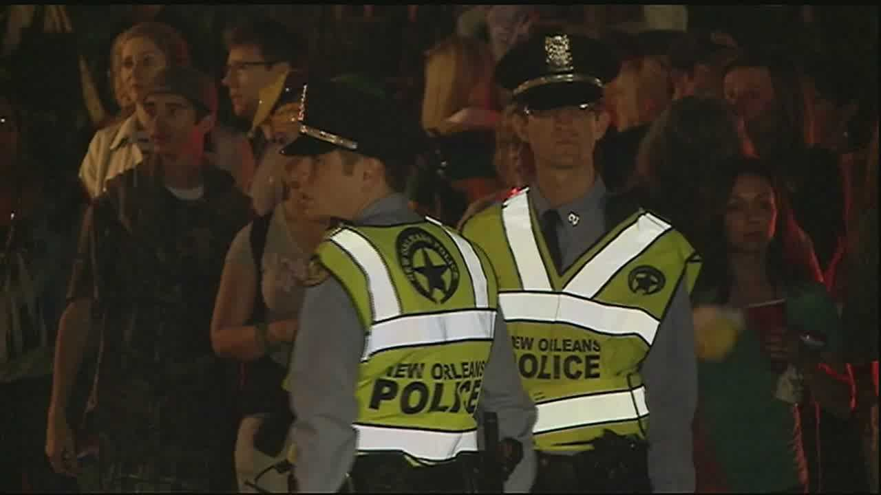 The New Orleans Police Department said all officers must work during the Carnival season with little to no exceptions.