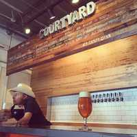 Courtyard Brewery - 5 stars1020 Erato StNew Orleans,LA70130(Photo: Andrew R. New Orleans, LA)