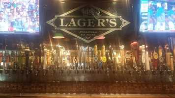 """Beer, beer, beer, and more beer. If you like beer, this is the place to be."" - Andy S. Thibodaux , LA (Read Yelp Review)(Photo: Brian K West Hollywood, CA)"