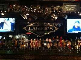 Lager's International Ale House - 3.5 stars3501 Veterans Memorial BlvdMetairie, LA 70002(Photo: Jason S Montgomery, TX)