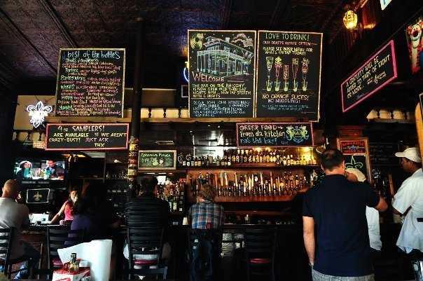 The Avenue Pub - 4 stars1732 St Charles AveNew Orleans,LA70130(Photo: Ernest M, Laplace, LA)