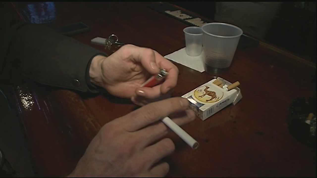 In three months it will no longer be legal to smoke in bars and while gambling in the Big Easy.