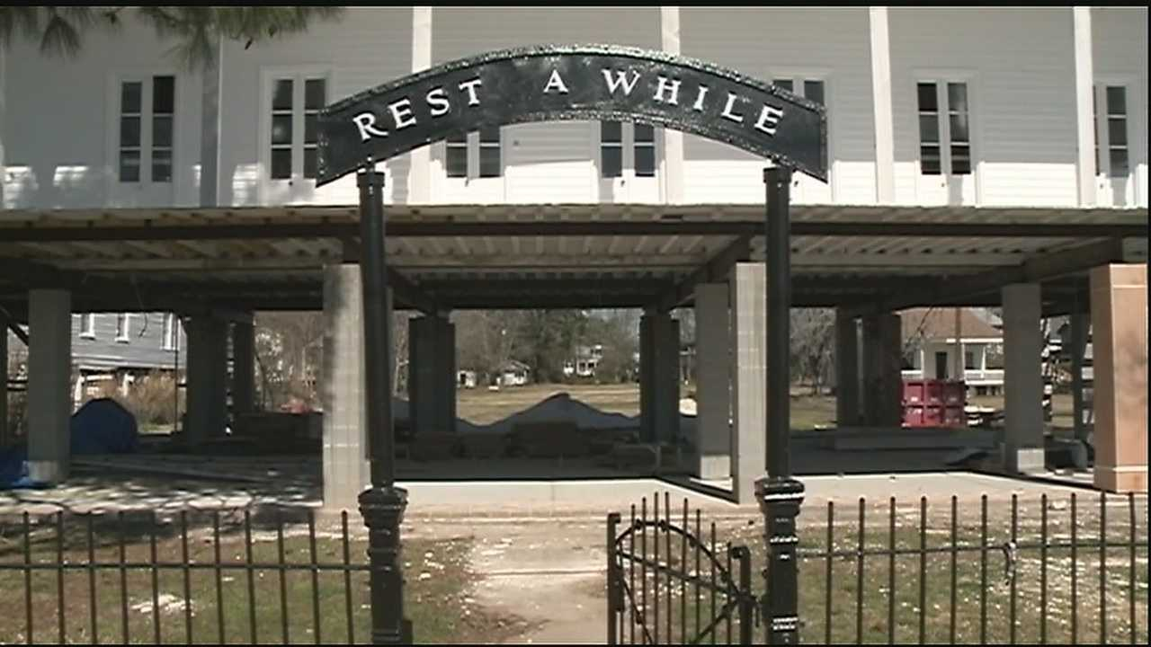 Emotions are expected to run high Thursday night as the Mandeville Planning and Zoning Commission will meet to decide the future of the historic Rest A While building, which is undergoing a major renovation on the Lake Front.