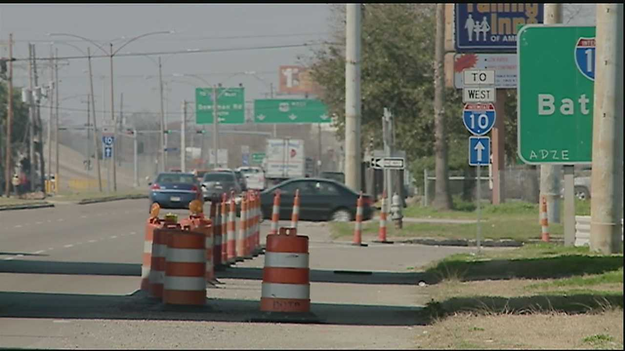 The onramp to westbound interstate 10 has been closed for over a year, but that may soon change, according to the Louisiana Department of Transportation.