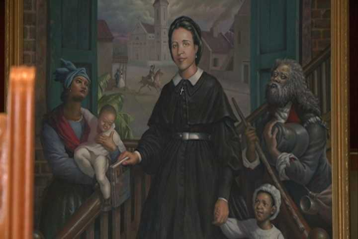 1812: Henriette Delille was born as a free woman of color in New Orleans.