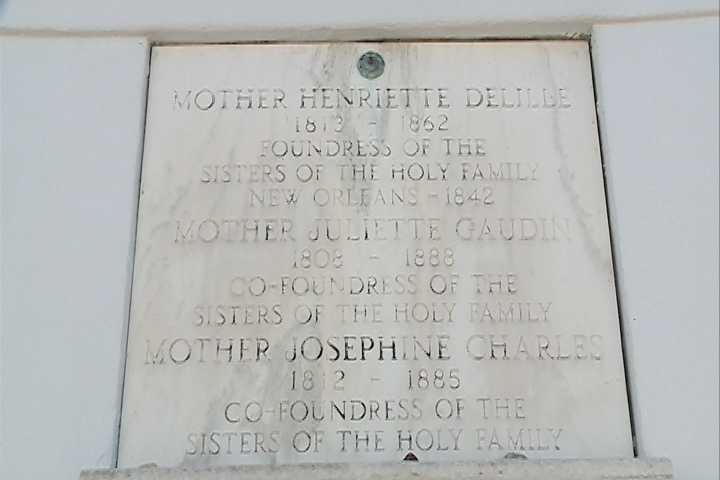 2010: 15 Archbishops and Cardinals from the Congregation for the Causes of Saints affirmed that Delille practiced heroic virtue.