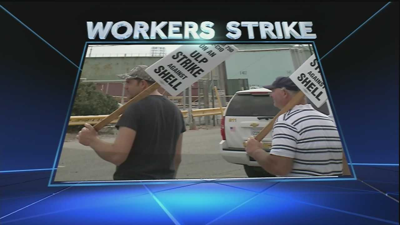 Safety and fatigue are just two reasons why hundreds of local Louisiana union workers went on strike Sunday morning.