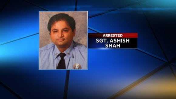 Sgt. Ashish Shah