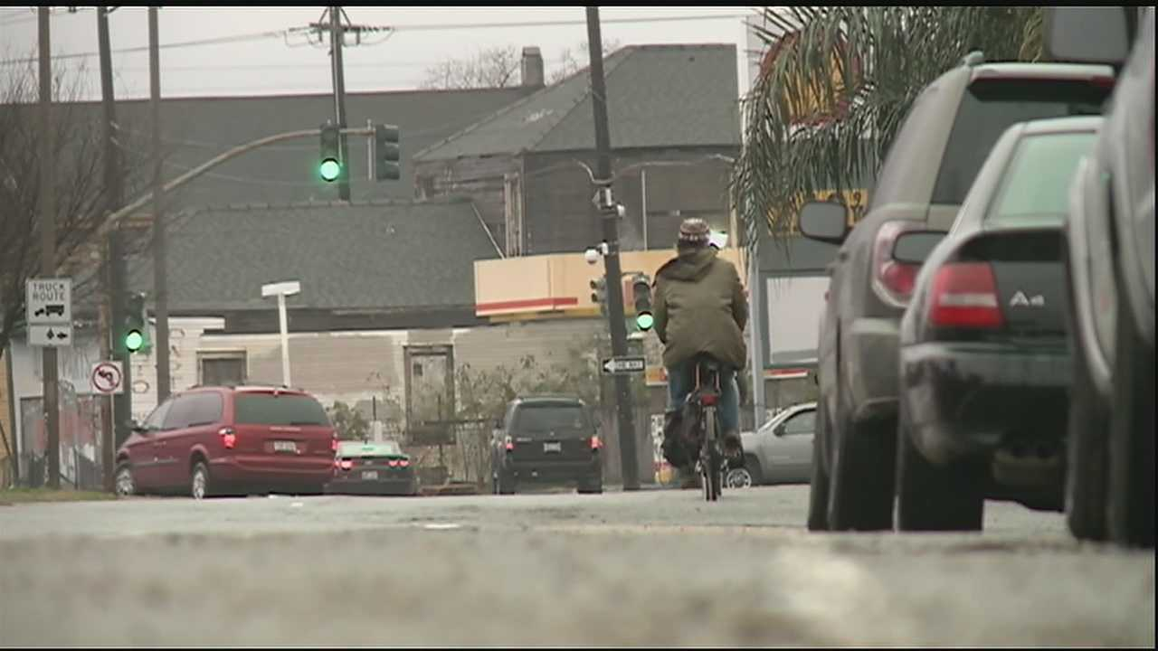 Local cyclers hope that the city council approves the creation of a road safety committee that would look at making it safer for bicyclers in the city.