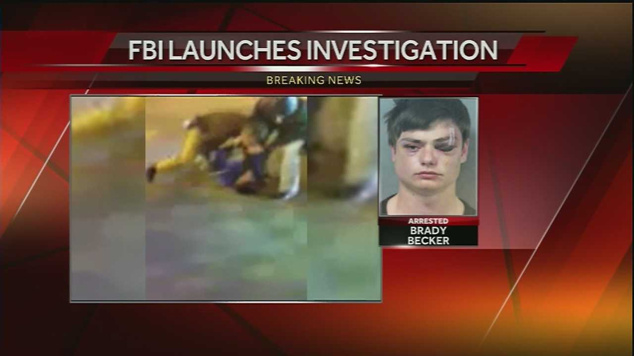 The FBI said it officially launched an investigation in the case of an undercover Jefferson Parish Sheriff's Office deputy seen punching a teen during an arrest.