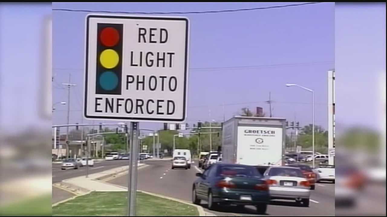 Drivers in Jefferson Parish who paid red light traffic camera tickets in the past could be eventually reimbursed.