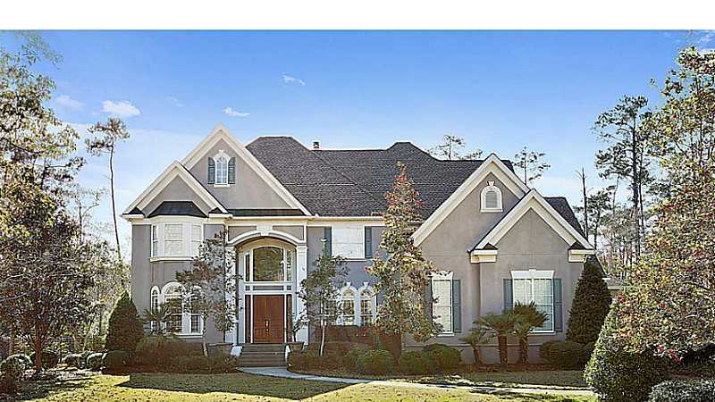 This week's Mansion Monday feature takes us to Slidell where a home is on the market for $935,000. Contact Gardner Realtors for more information at 504-887-7878.