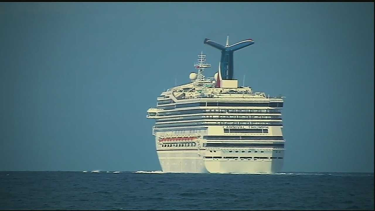 Carnival Cruise Lines To Bring New Ship To New Orleans - New orleans cruise ship terminal