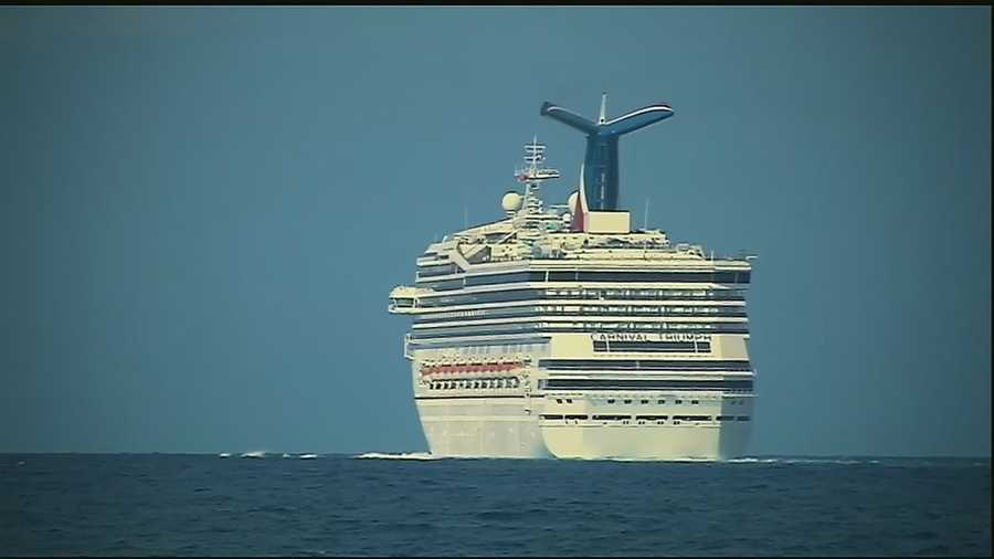 Carnival Cruise Lines To Bring New Ship To New Orleans - Cruise ships new orleans