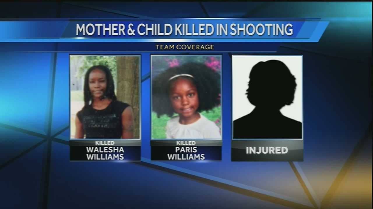 A mother and her daughter were killed in an early-morning shooting in New Orleans East.