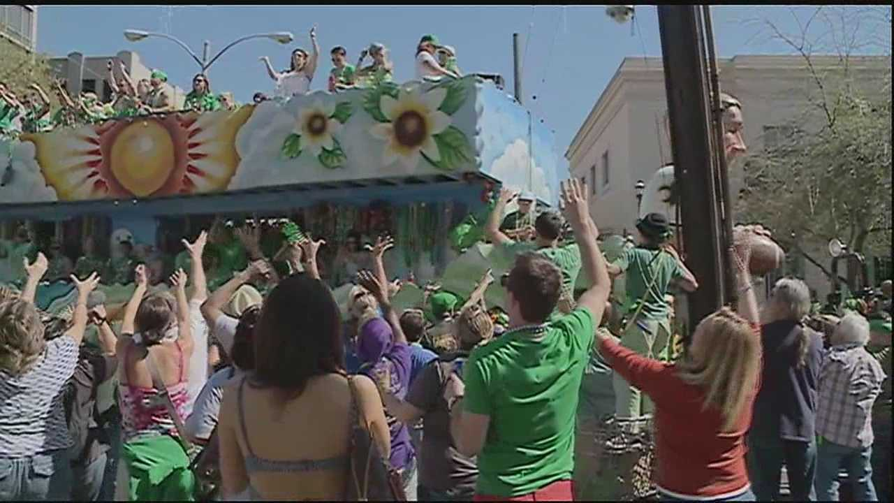 According to organizers for Irish Channel St. Patrick's Day Club and Downtown Irish Club, for the first time, their organizations are on the hook to cover cleanup costs.