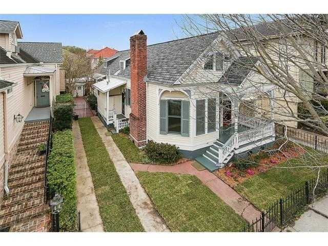 This week's Mansion Monday feature takes us Uptown where a home is on the market for $1,295,000. Contact Gardner Realtors for more information at 504-887-7878.