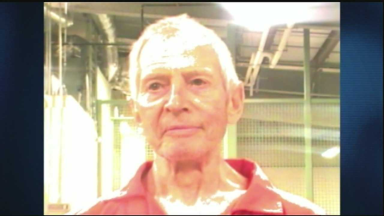 A judge has scheduled a hearing next week for millionaire Robert Durst, who faces weapons and drug charges in Louisiana and a murder charge in Los Angeles.