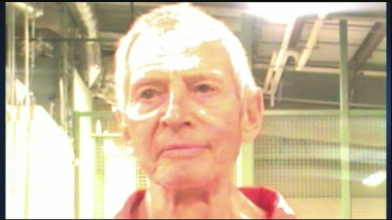 Officials with the Orleans Parish Sheriff's Office say Robert Durst needs to be transferred from the Orleans Parish Prison for medical reasons.