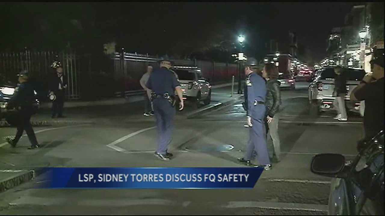 Torres launched new crime app this week