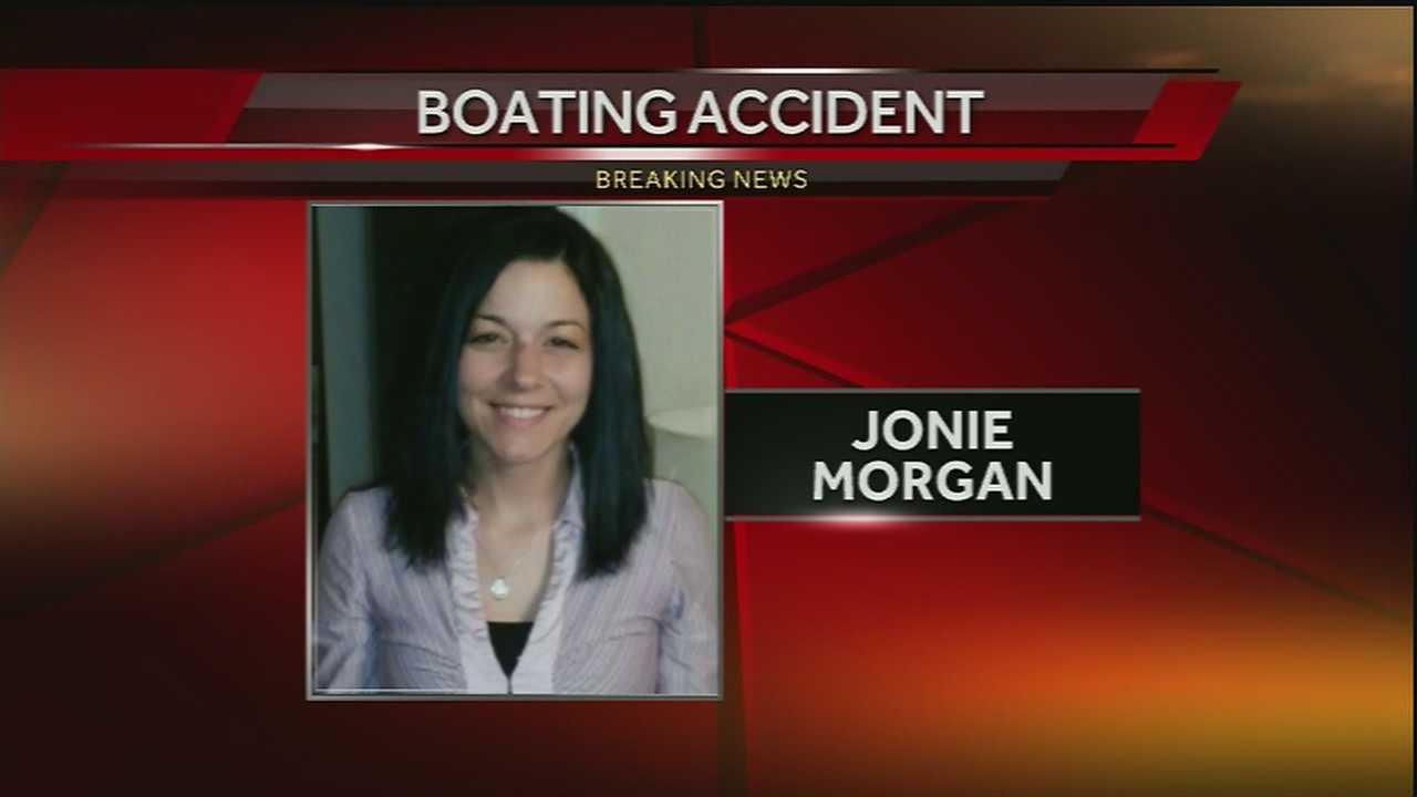 St. Tammany Parish Coroner Dr. Charles Preston says the body of a woman found Tuesday night in the Bogue Chitto River is the body of 31-year-oldJonie Morgan.