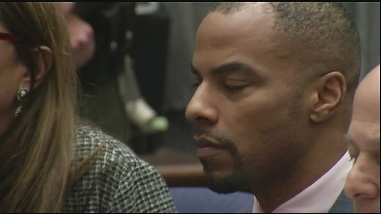 The multi-state plea deal for former New Orleans Saints player and television commentator Darren Sharper is discussed.