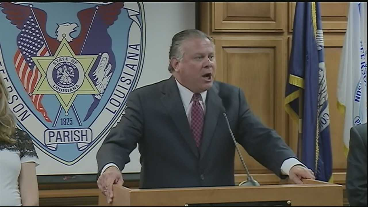 Jefferson Parish Sheriff Newell Normand issued fiery comments at a news conference to discuss a deputy-involved shooting that left a suspected drug dealer dead.