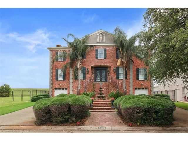 This week's Mansion Monday takes us to Metairie, where a three-story home is on the market for $775,000. Contact Gardner Realtors for more information at 504-212-0072.