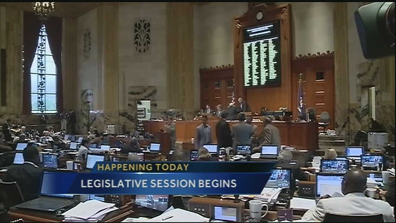 State lawmakers are heading into their busy season. There will be a lot for these legislators to sort out over the next few weeks the state is facing a $1.6 billion gap for the budget year that starts on July 1.