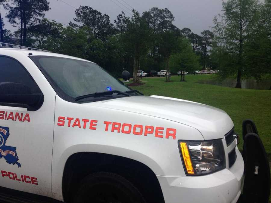 Louisiana State Police and the St. Tammany Sheriff's Office are investigating a shooting near the Lakeview Regional Medical Center in Covington.