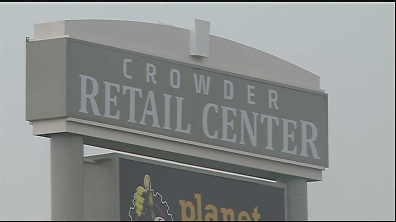 A shopping center that was destroyed during Hurricane Katrina returns to the New Orleans East area.