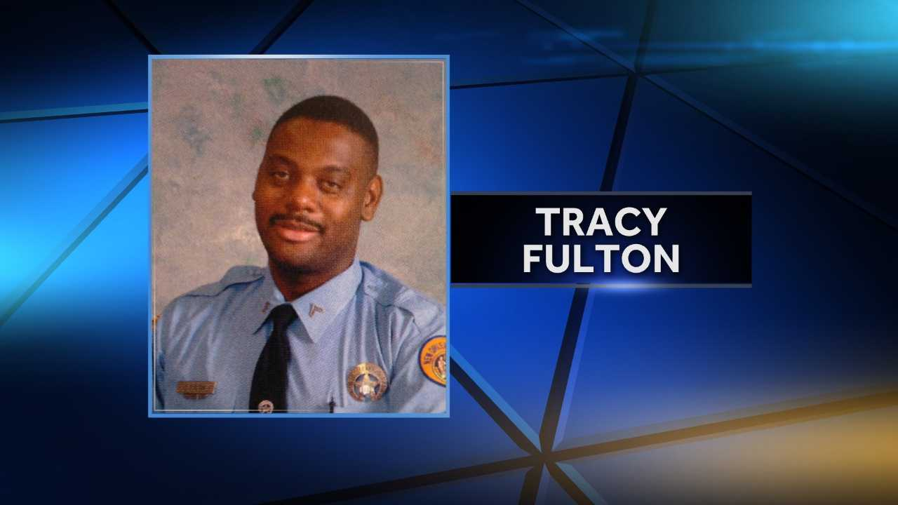 Officer Tracy Fulton