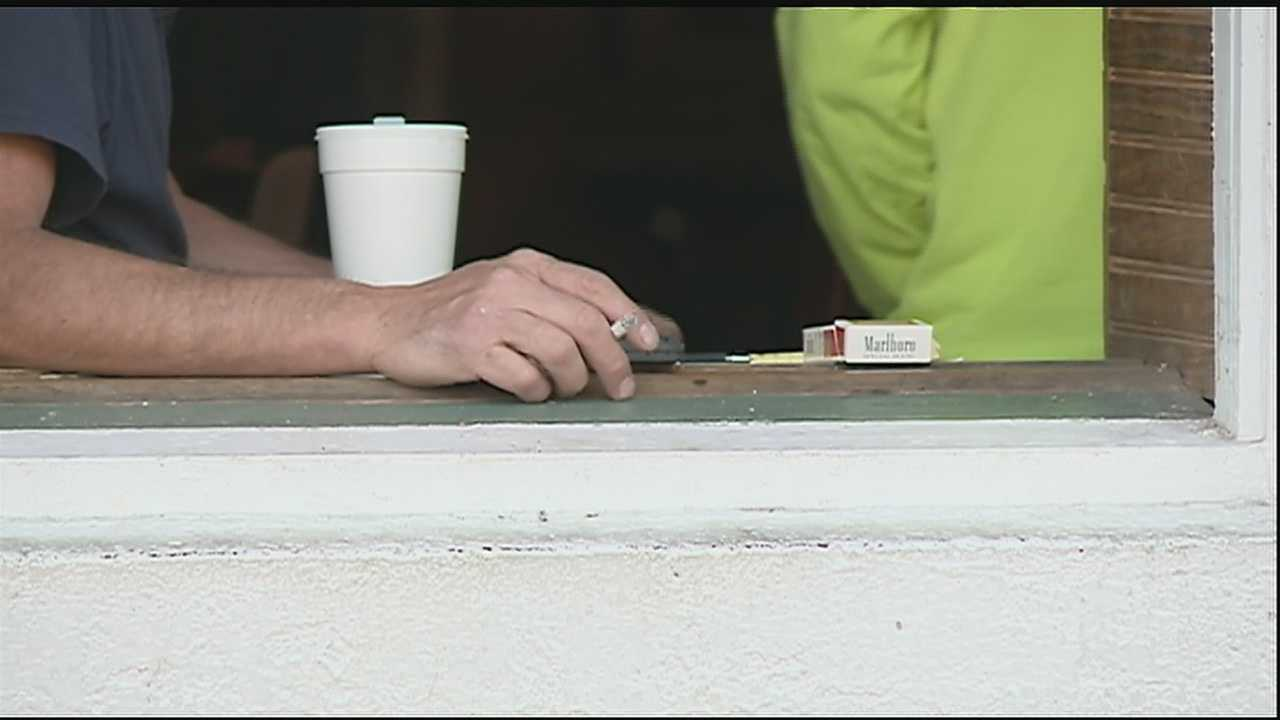 Less than 24 hours remain before a controversial smoking ban takes effect in the Crescent City.