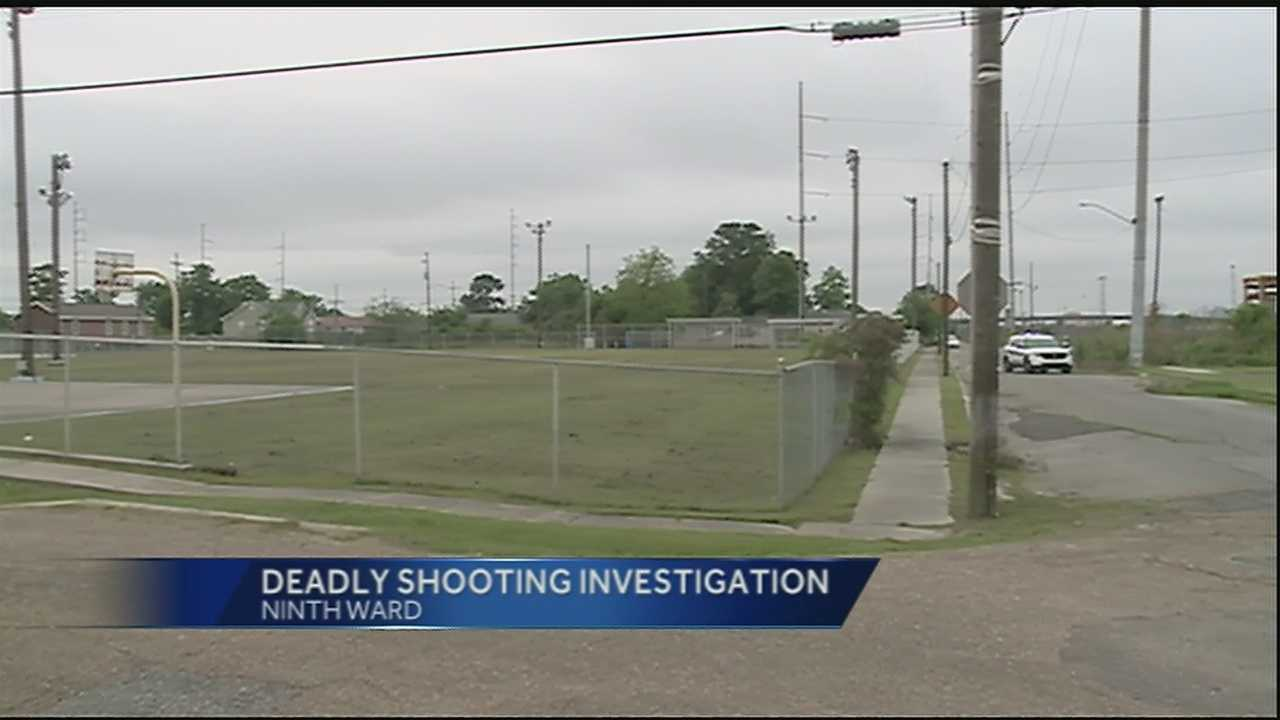 New Orleans police said a man was killed in a shooting on Montegut Street on Friday.