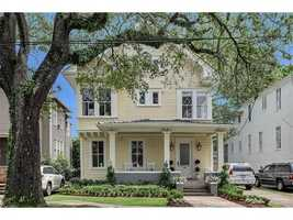 This week's Mansion Monday takes us Uptown where a three-story Victorian home is on the market for $1.1 million.