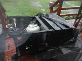Knocked over grill in Harahan
