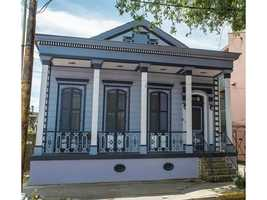 This week's Mansion Monday takes us to the Marigny, where a home is on the market for $1,250,000. Contact Gardner Realtors for more information at 504-919-8585.