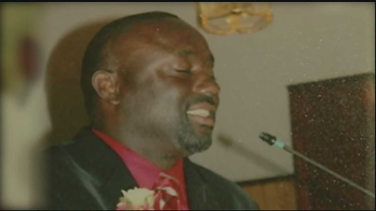 A church in Algiers is mourning the loss of its pastor who died while preaching on Sunday.