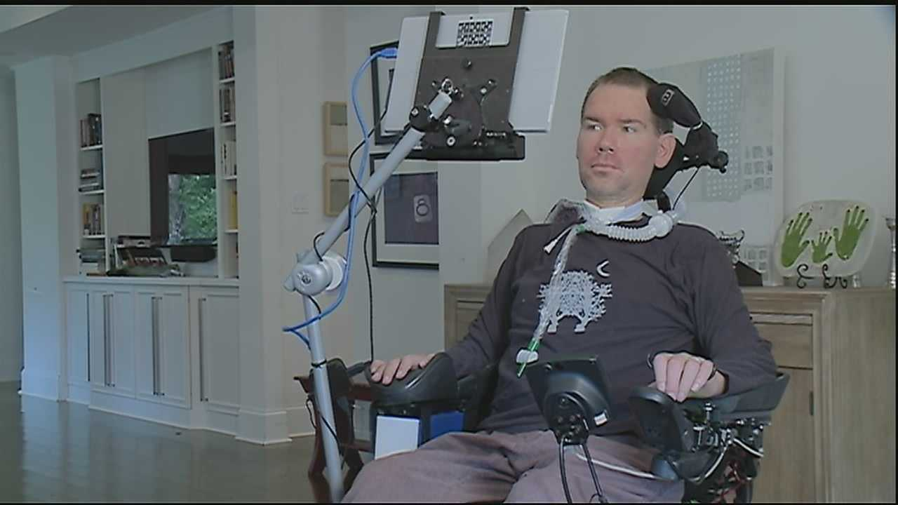 Since the moment Steve Gleason was diagnosed with ALS in 2011, he has publicly and persistently battled the devastating neuromuscular disease that is usually fatal within five years of diagnosis.