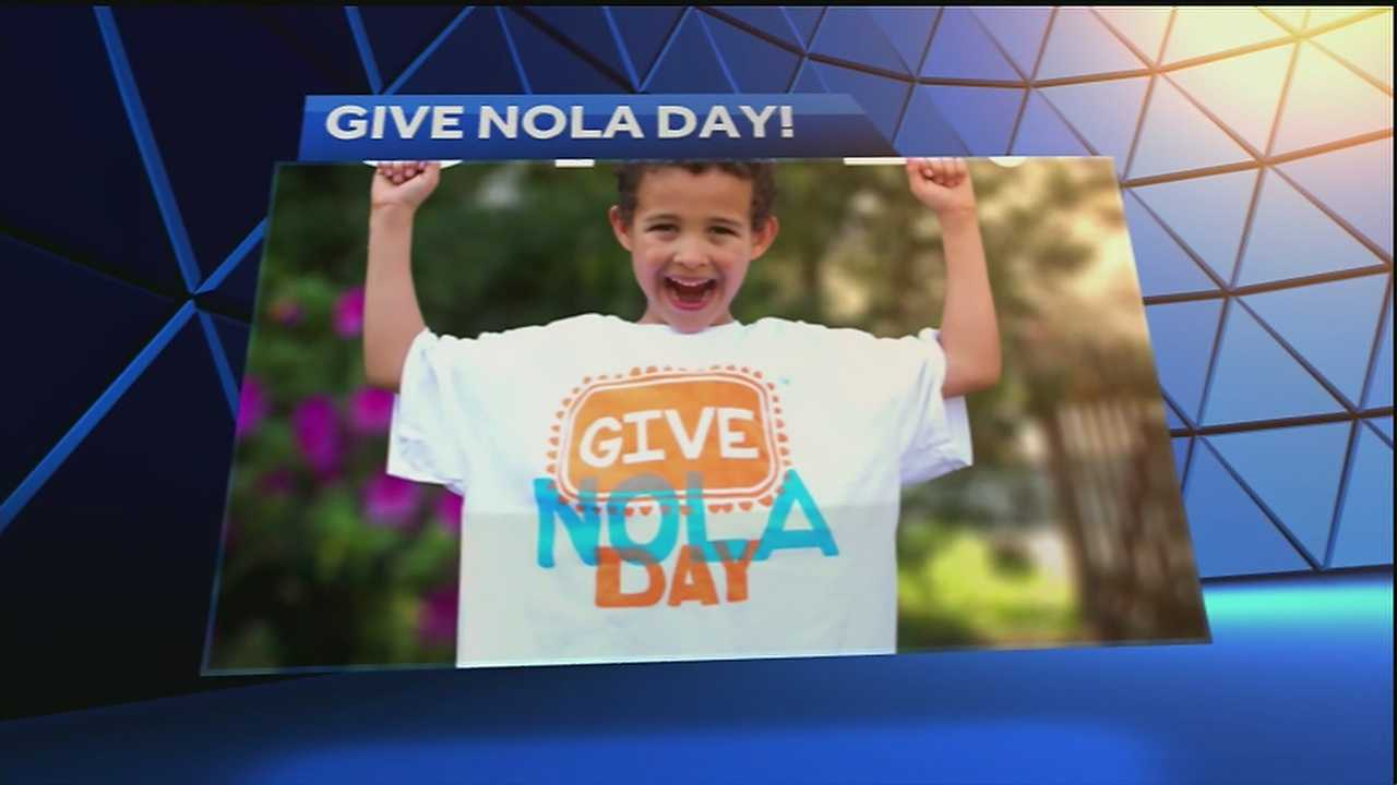 New Orleans is getting in the giving spirit with the first community-wide, 24-hour online giving event&#x3B; hosted by the Greater New Orleans Foundation.