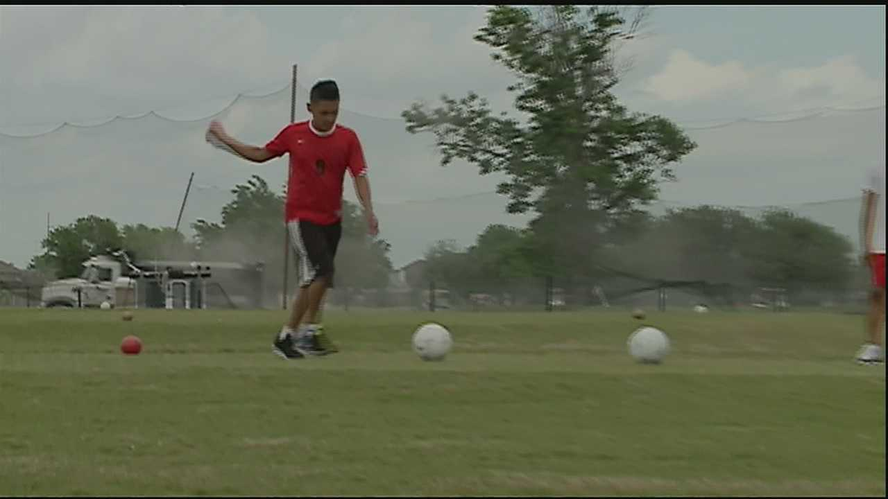 It's two sports in one: soccer and golf. WDSU takes you to the first course in the state to have foot golf. Could this brand new hybrid sport become the next big thing?