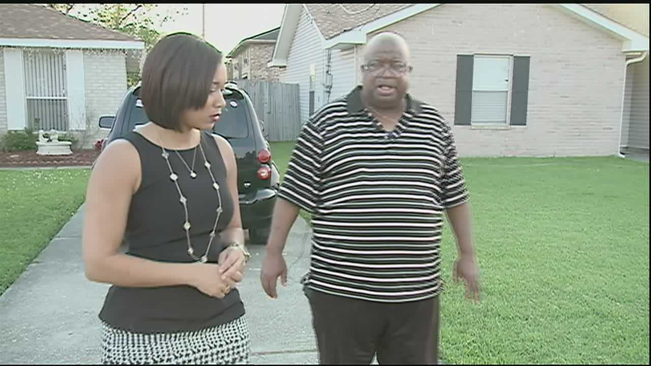 Neighbors in a West Bank community are speaking out about crime after a man who pulled a gun on deputies was shot and killed Friday evening.