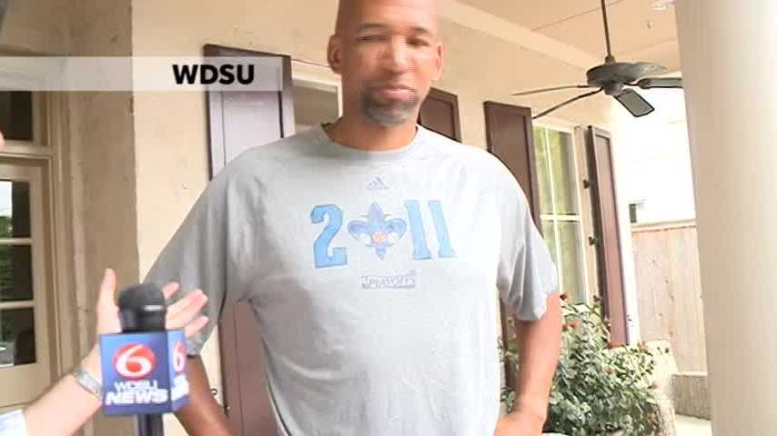 Monty Williams, the now-former head coach of the New Orleans Pelicans, speaks to WDSU about being fired.