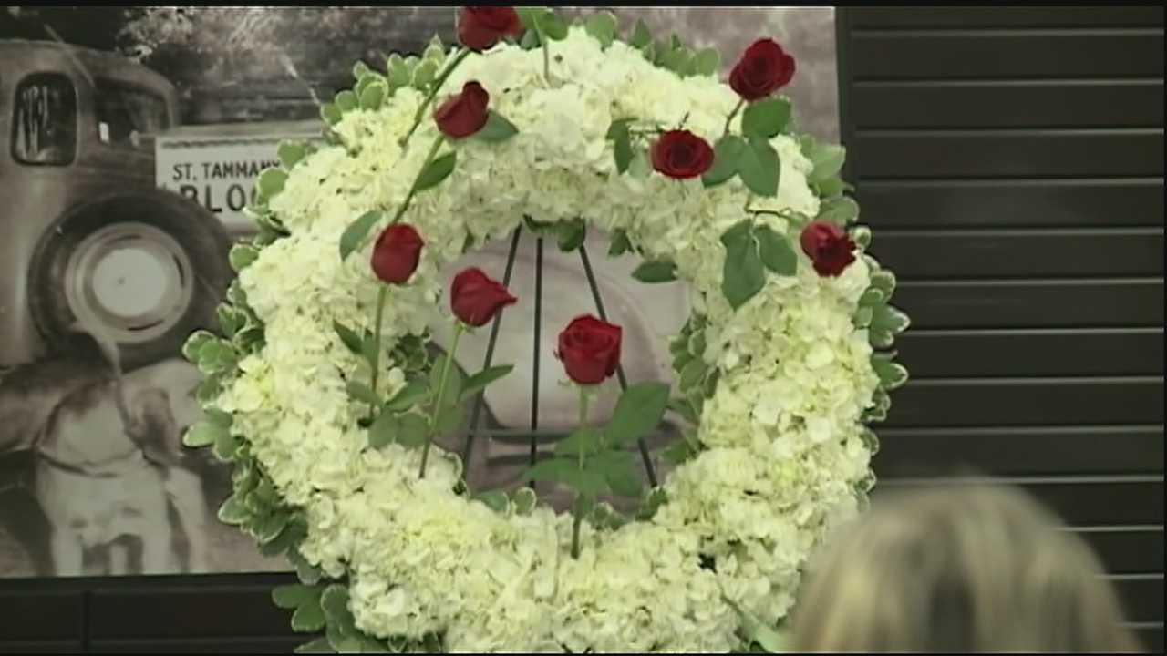 The St. Tammany Parish Sheriff's Office hosted its annual memorial for fallen law enforcement officers Wednesday morning.