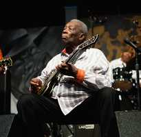 "The Mississippi native's reign as ""king of the blues"" lasted more than six decades and straddled two centuries, influencing a generation of rock and blues musicians, from Eric Clapton and Stevie Ray Vaughan to Sheryl Crow and John Mayer."