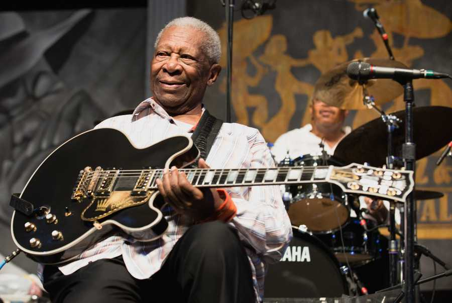 "His life was the subject of the documentary ""B.B. King: The Life of Riley"" and the inspiration for the the B.B. King Museum and Delta Interpretive Center, which opened in Mississippi in 2008."