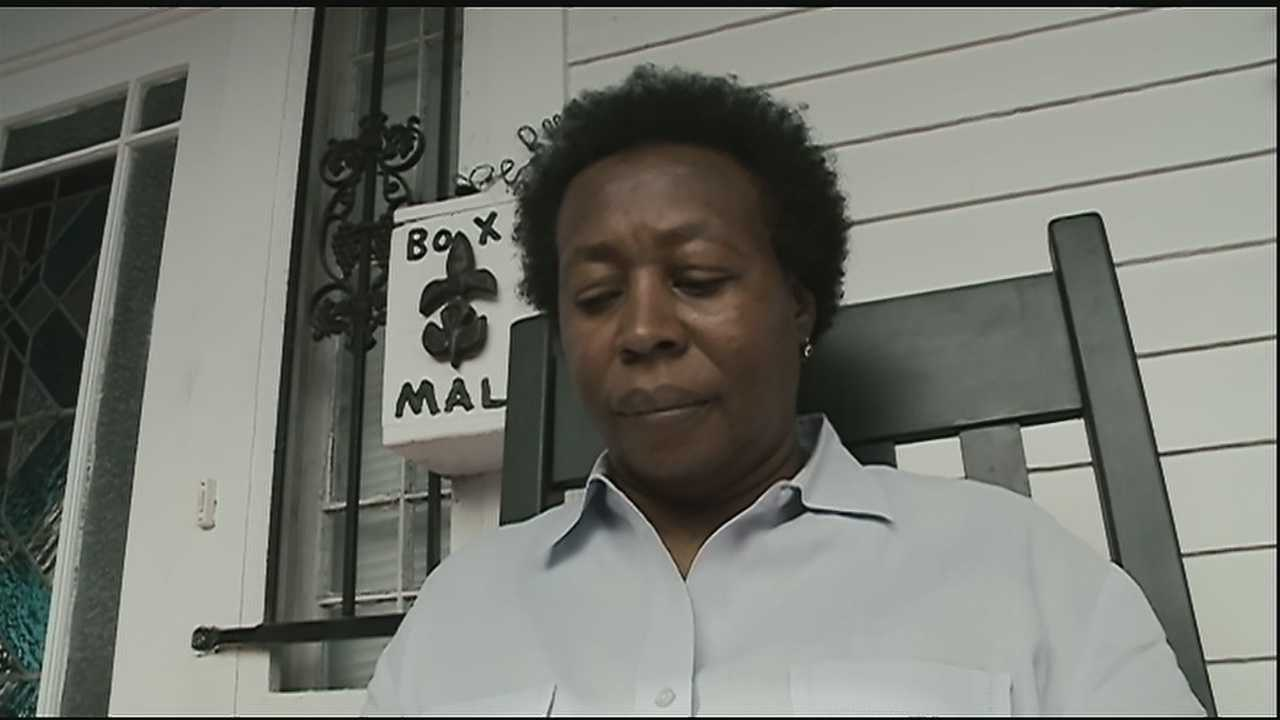 A New Orleans mother lost her son to violence before Hurricane Katrina, and a year later her stepson was murdered. Now, New Orleans police are stepping up efforts to solve this cold case.