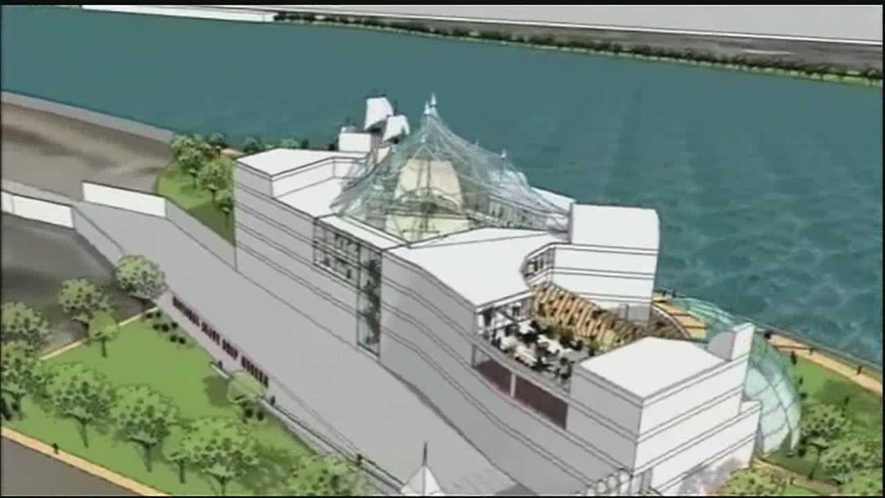It's a more than 100 million dollar museum project planned along the Riverfront. Thursday the city council passed a resolution in support of the museum