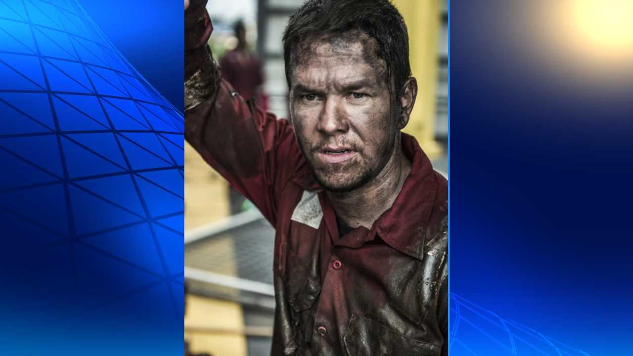 "First Look: Mark Wahlberg plays ""Mike Williams"" in Lionsgate's ""Deepwater Horizon,"" which will be released on the company's Summit Entertainment label."